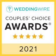 Wedding Wire Award