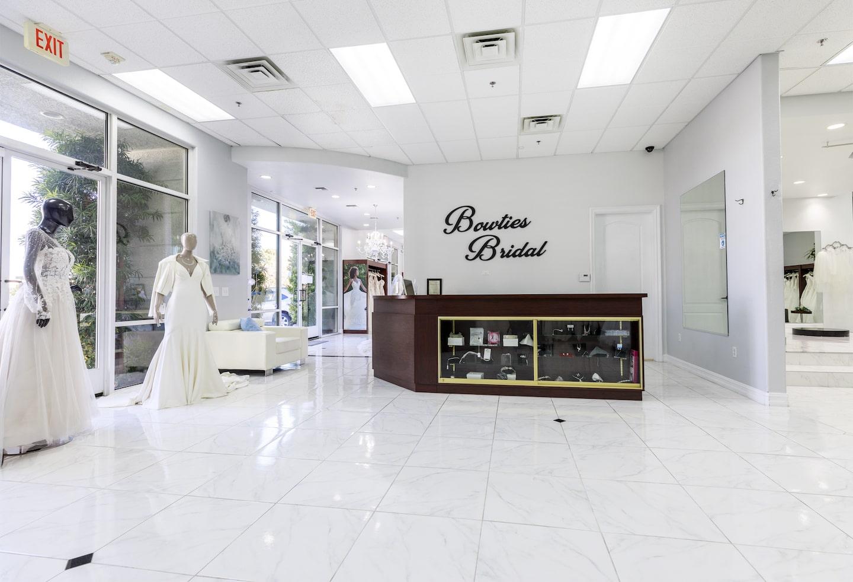 Bowties Bridal Reception