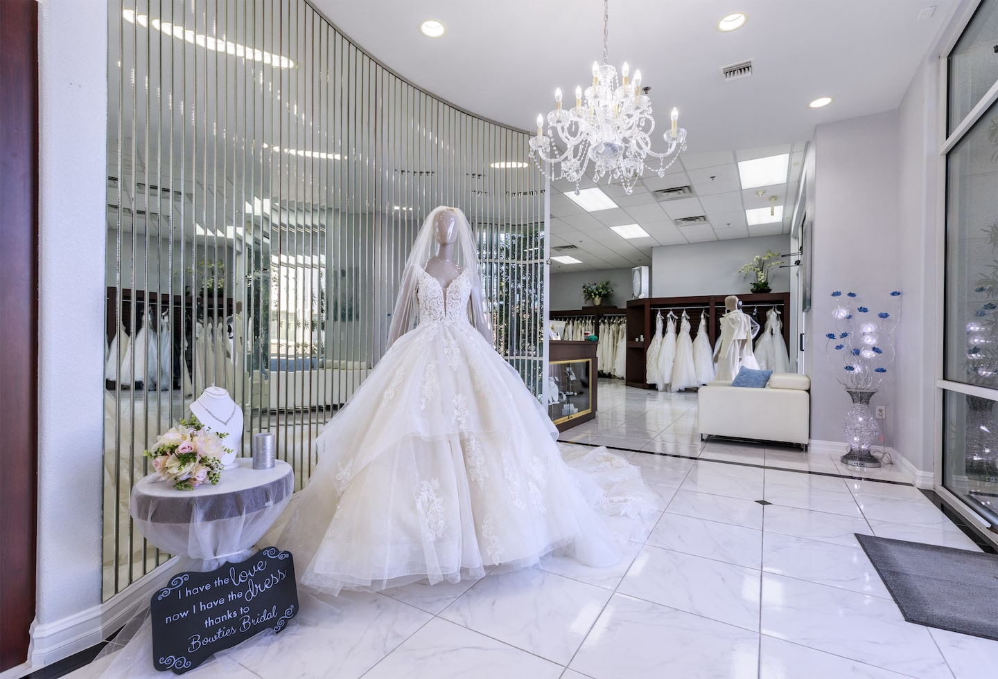 We will help you find the perfect dress, guaranteed.